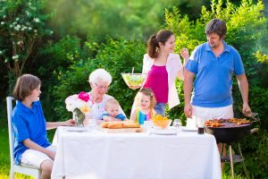 Hosting a Summer BBQ? Top Tips to Keep Your Back Safe