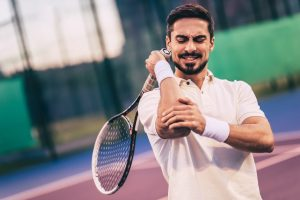 elbow pain treated by our ealing chiropractor
