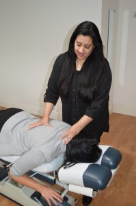 Noreen our osteopath in Ealing