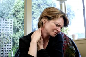Neck Pain treated by our Ealing Chiropractoc