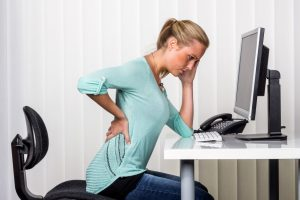 back care working from home advice from our Ealing chiropractor