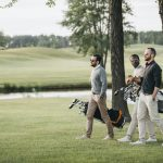 chiropractic and golf advoice from our Ealing Chiropractor